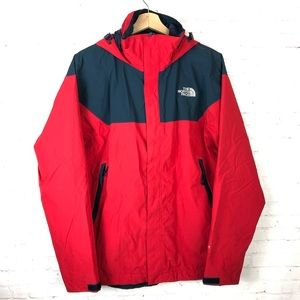 The North Face Hyvent Hooded Light Jacket Zip Up